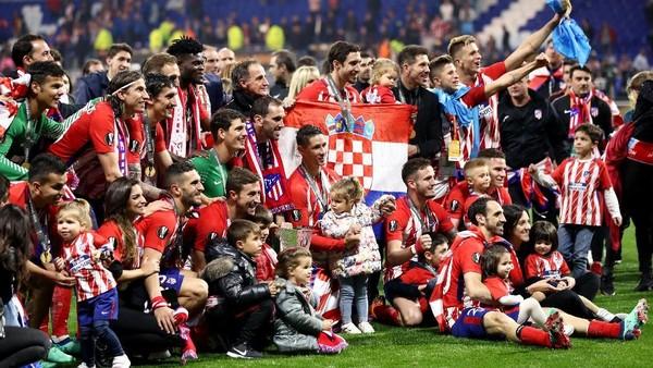 Bagi Atletico, Gelar Liga Europa Lebih dari Sekadar Trofi