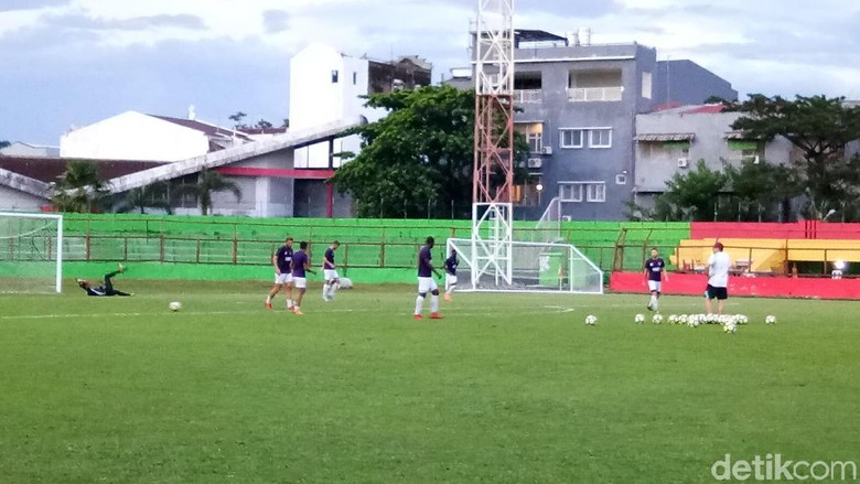 PSM Makassar Beri Latihan Ekstra Untuk Pemain yang Tak Puasa