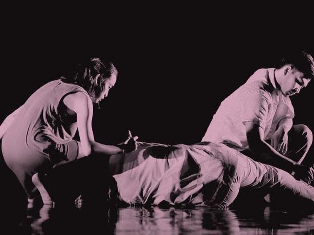Indonesia Dance Theater akan Pentaskan Spasial Akhir Pekan Ini