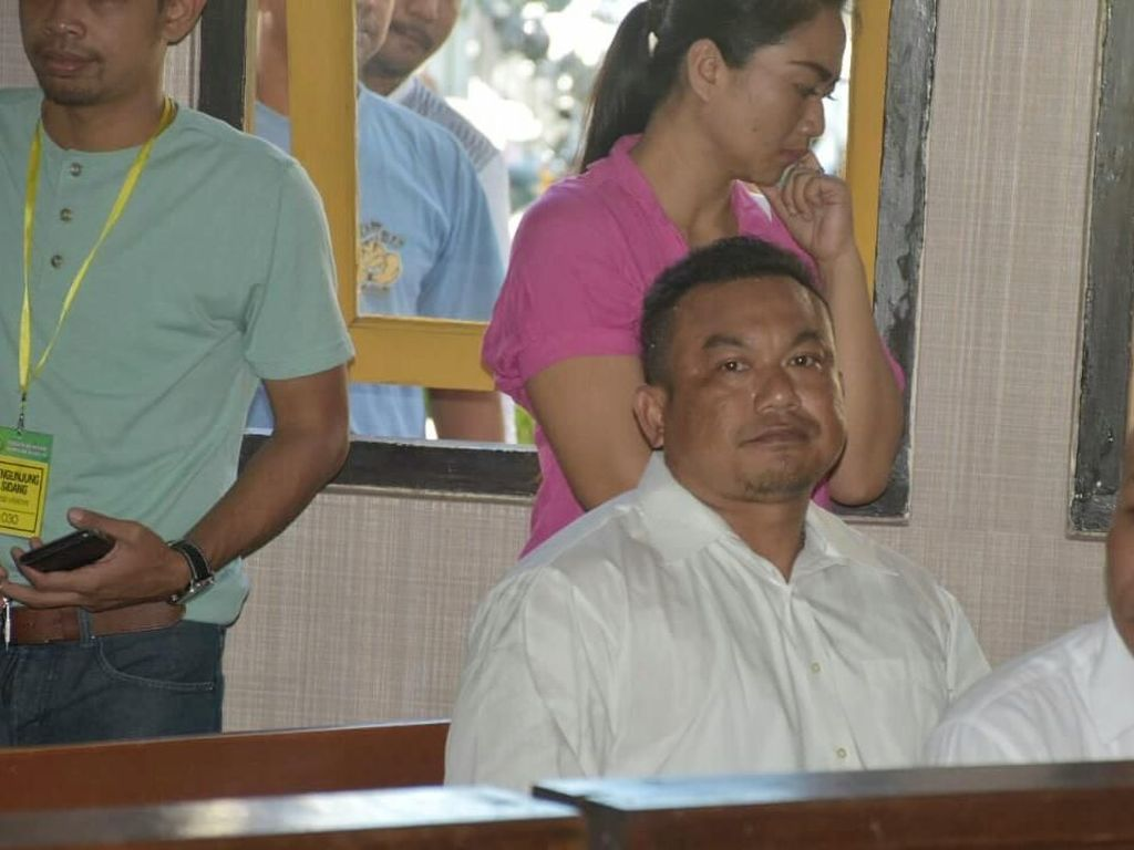 Jadi Bandar Narkoba, Eks Wakil Ketua DPRD Bali Dituntut 15 Tahun