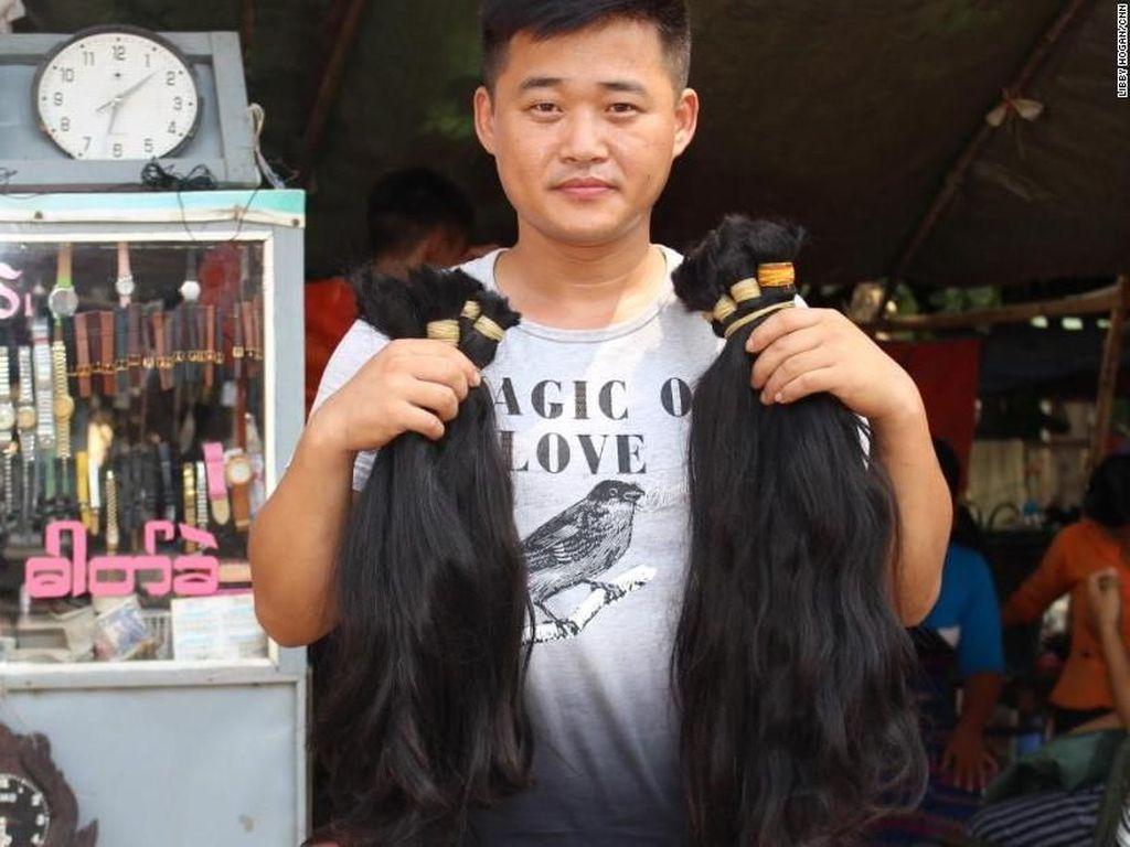 Cerita Rambut Sehat yang Banyak Dicari di Myanmar