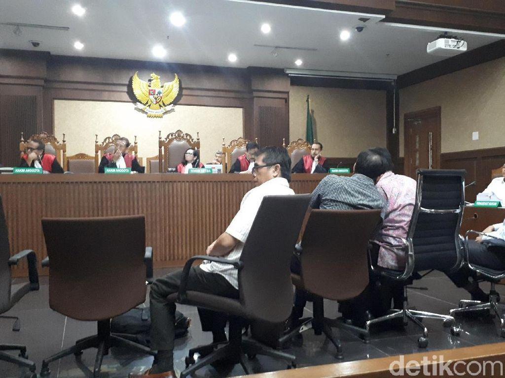 Kode Eksekusi dan Bos Besar di Sidang Bupati Lampung Tengah