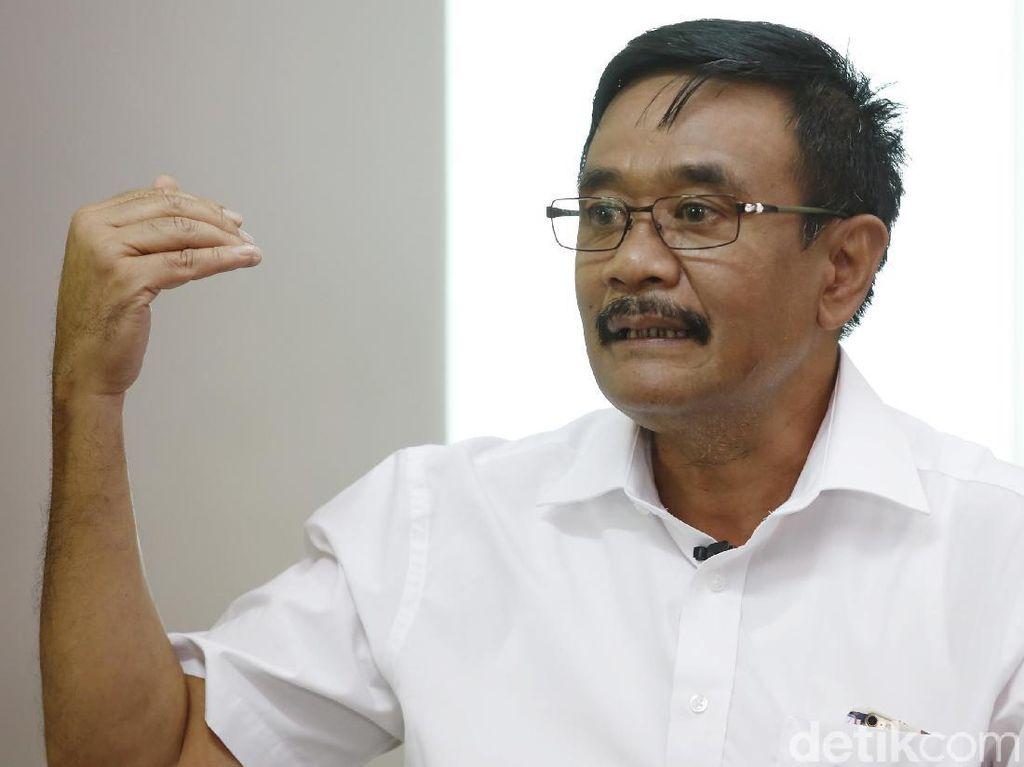 Djarot Kritik Effendi Simbolon yang Salahkan Jokowi soal Jebakan Pandemi