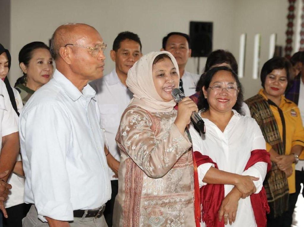 Jadi Jurkam, Istri Edy Paparkan Peran Perempuan dalam Politik