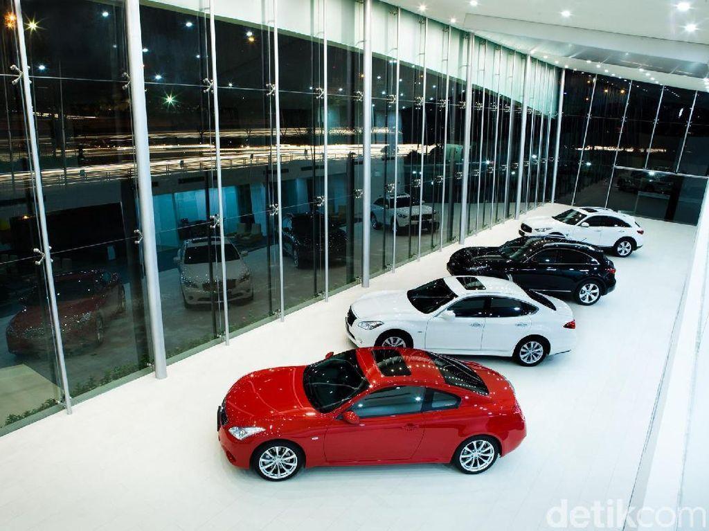 Ini Alasan Nissan Setop Penjualan Infiniti di Indonesia