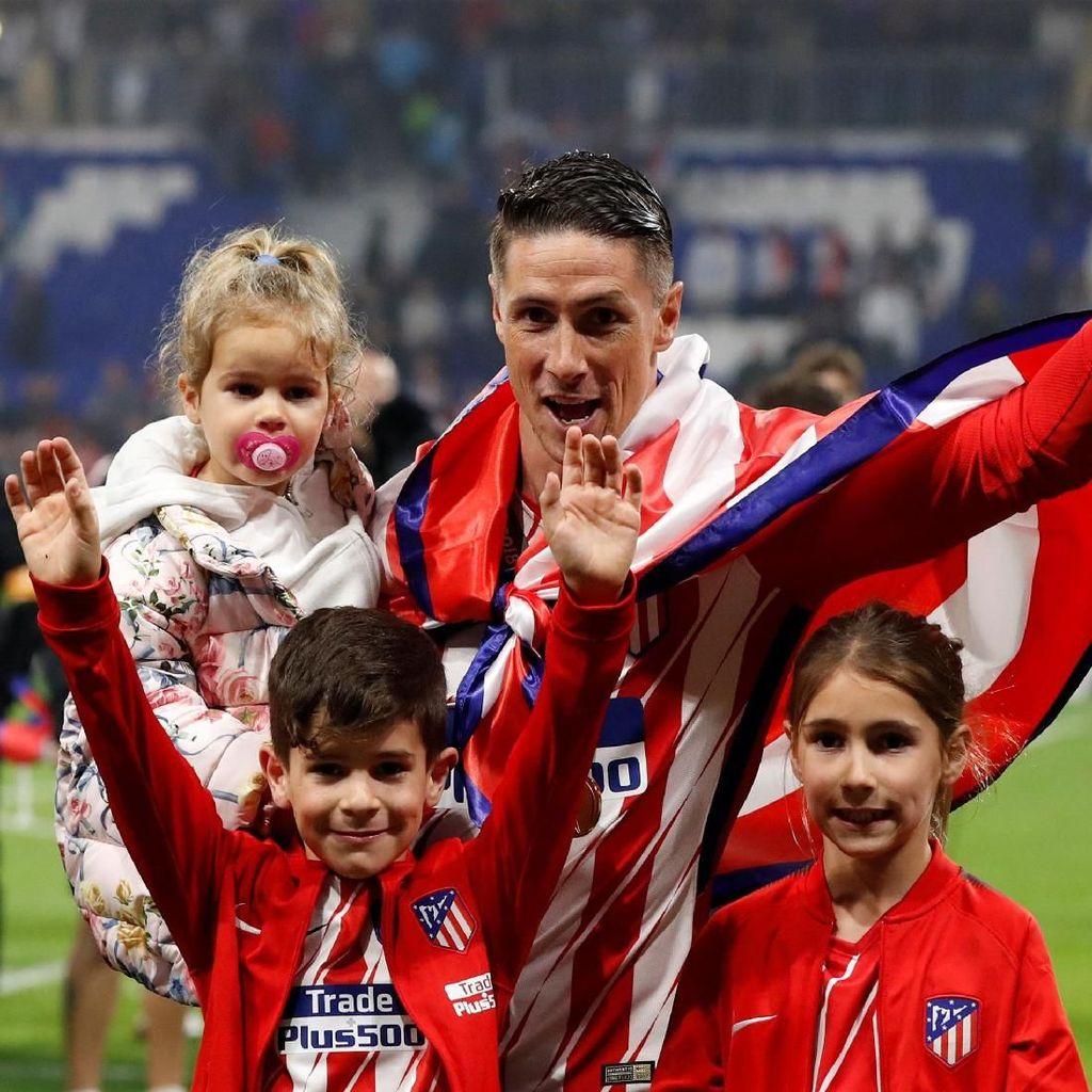Torres Sudah Penuhi Mimpinya