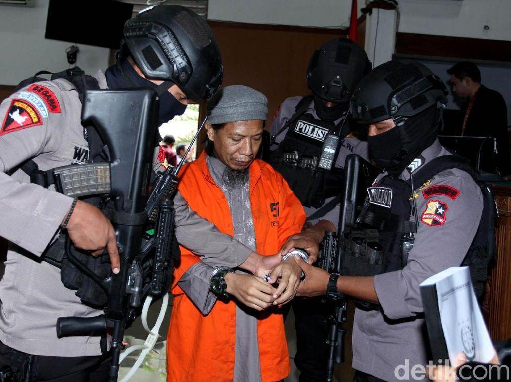 Aman Abdurrahman Dituntut Mati, Pengacara: Jaksa Tidak Bijaksana