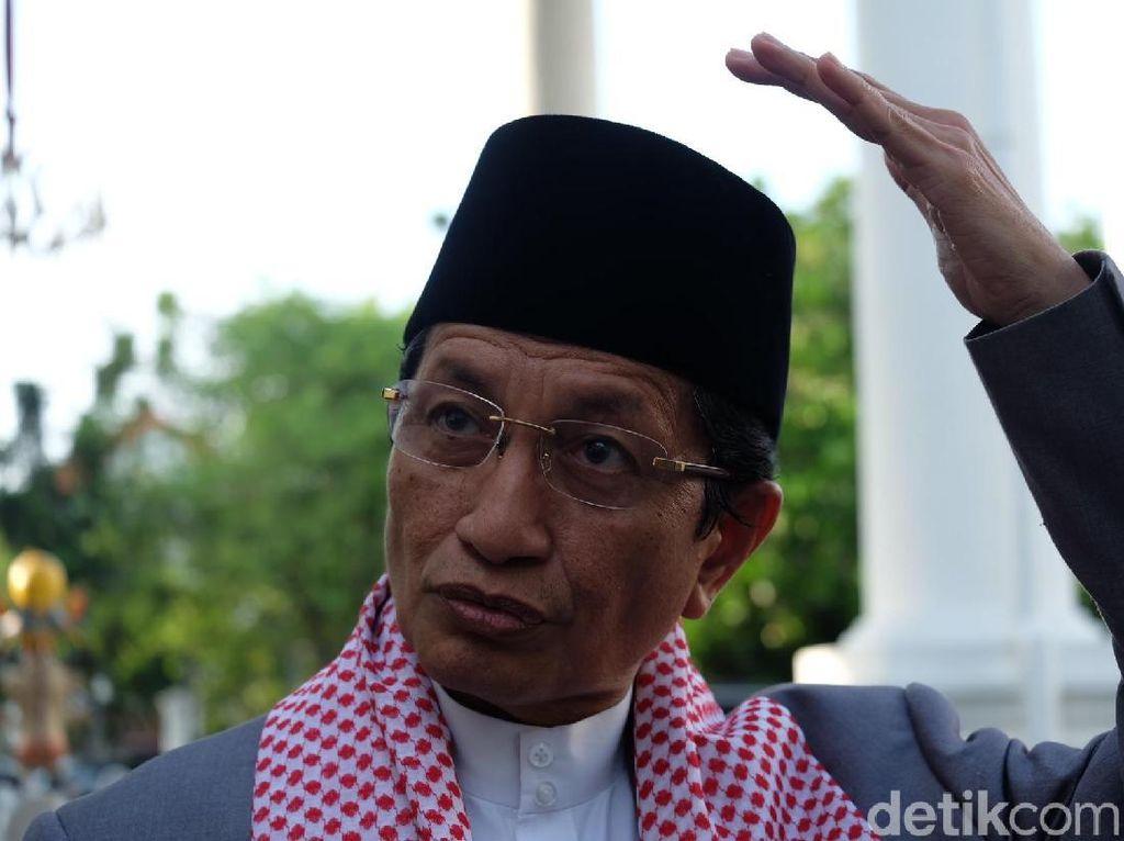 Imam Masjid Istiqlal Harap Ulama Tak Memecah Belah Umat