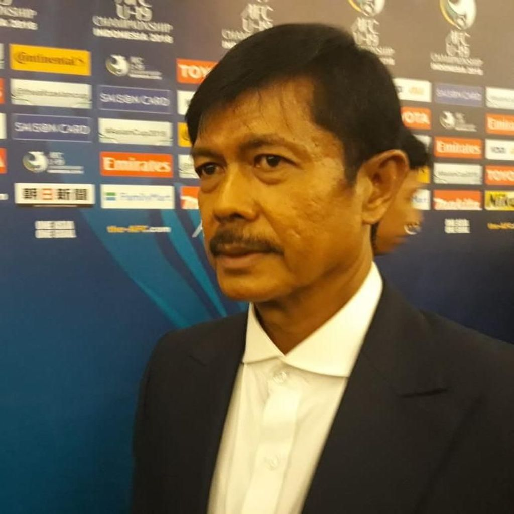 Komentar Indra Sjafri terhadap Hasil Undian Piala Asia U-19
