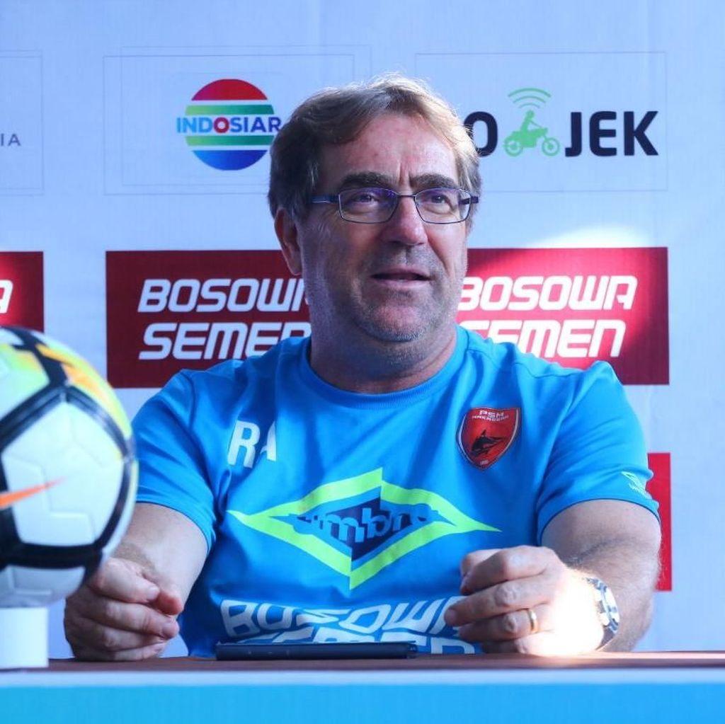 Ini yang Menambah Tekad PSM Raih Poin Penuh Lawan Borneo FC