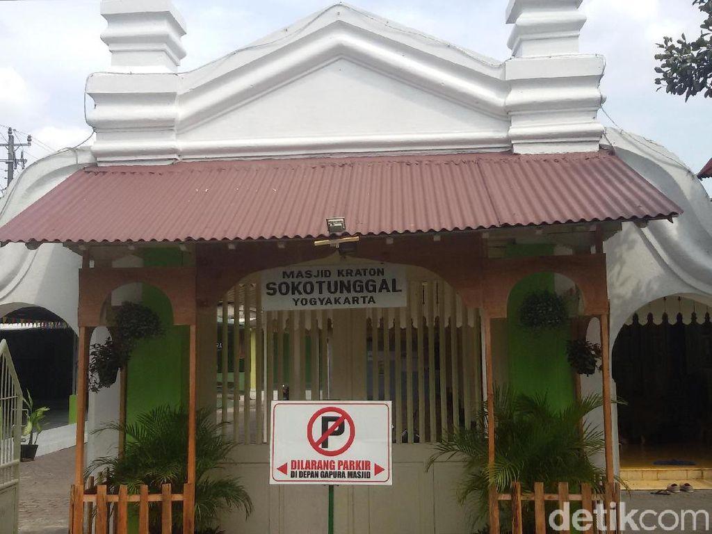 Uniknya Masjid Soko Tunggal Yogya, Hanya Punya 1 Tiang Penyangga