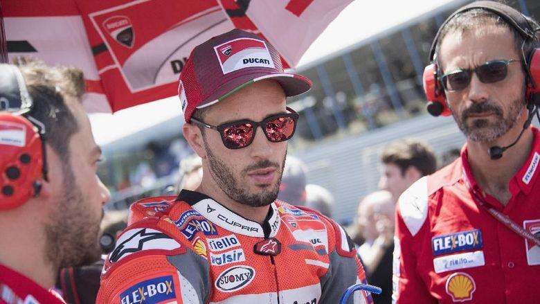Dovizioso Pede Akan Tampil Kompetitif di MotoGP Italia