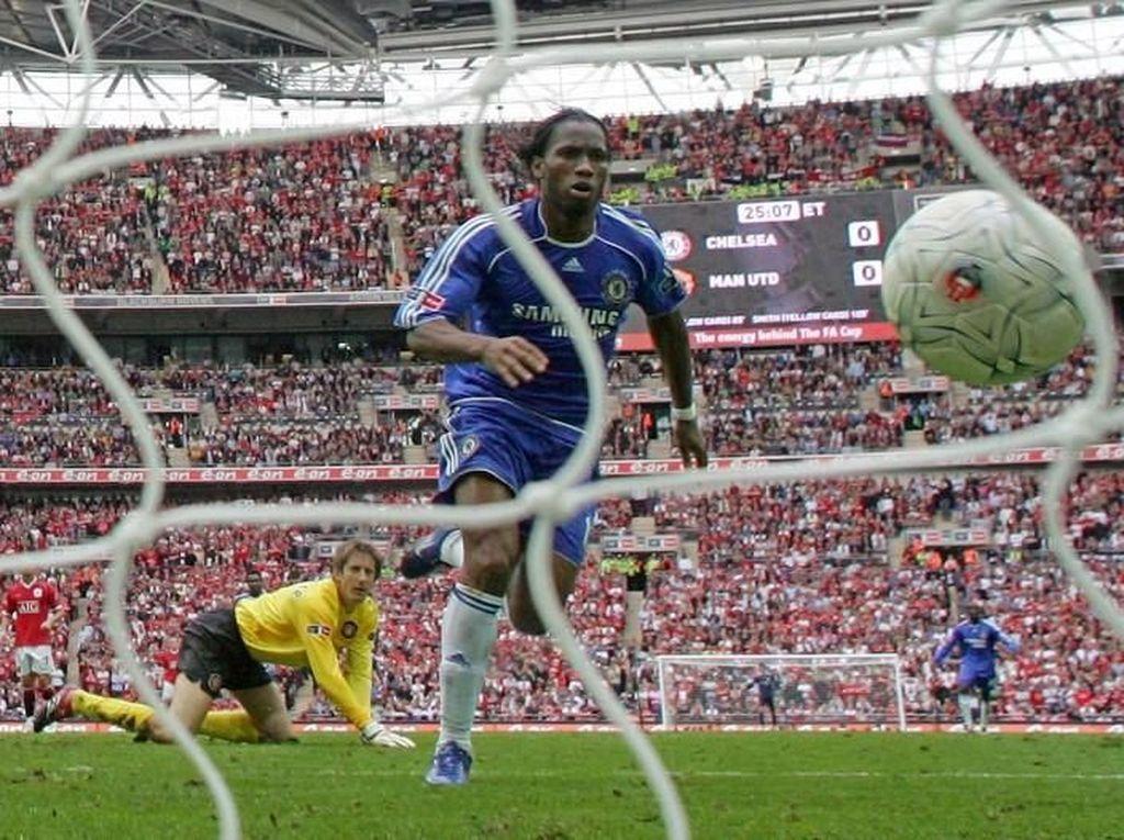 Starting XI Chelsea Saat Atasi MU di Final 2007, di Mana Mereka Kini?