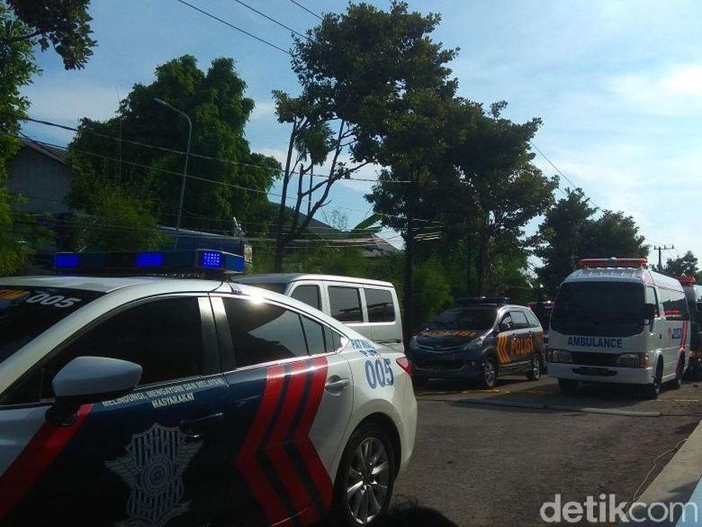 3 Jenazah Bomber Rusunawa Sidoarjo Dimakamkan, Lokasi Dirahasiakan