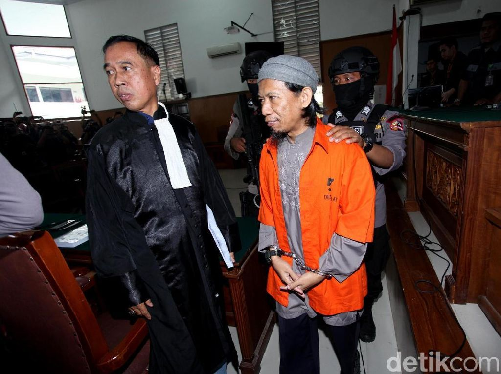 Aman Abdurrahman Dituntut Mati, BIN Persempit Ruang Gerak Teroris
