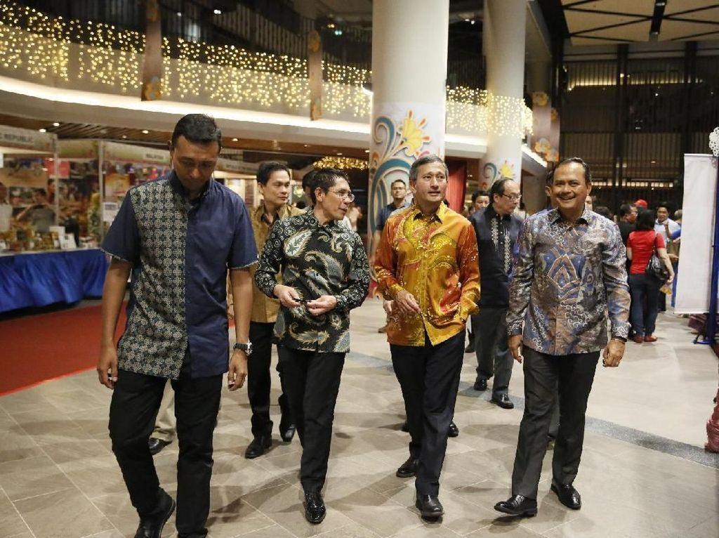 Produk UMKM Indonesia Mejeng di Singapura Selama Ramadan