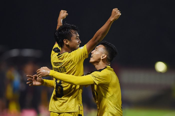 5 Sejarah Tim Sepakbola yang Ditangani Polri, Bhayangkara FC (Foto: Akbar Nugroho Gumay/Antara Foto)