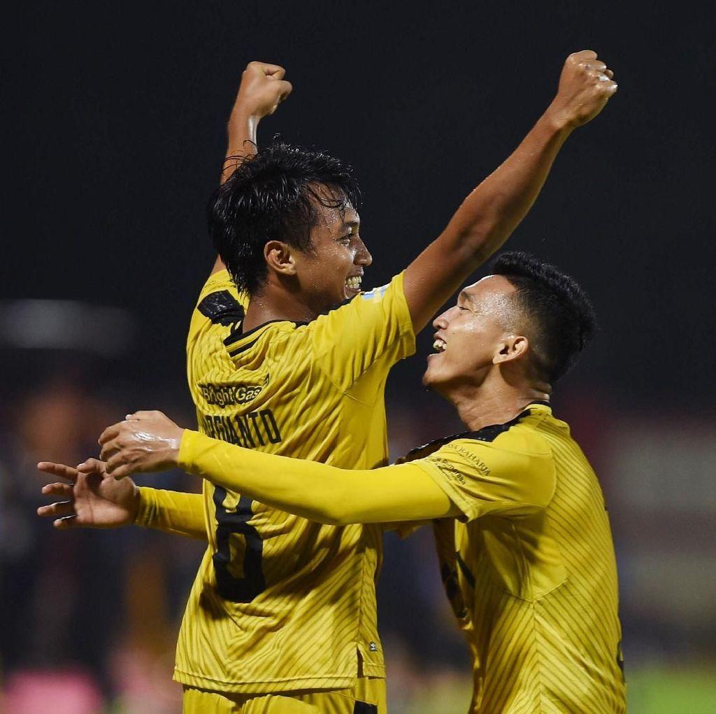 5 Sejarah Tim Sepakbola yang Ditangani Polri, Bhayangkara FC