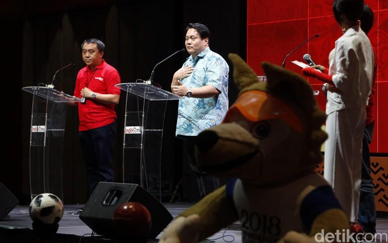 Nikmati Keseruan Nonton Piala Dunia 2018 di IndiHome