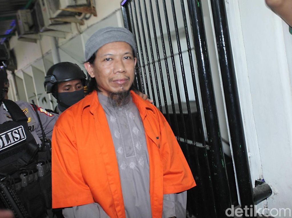 Anggota JAD Dibaiat Sumpah Setia ke Pimpinan ISIS Al Baghdadi