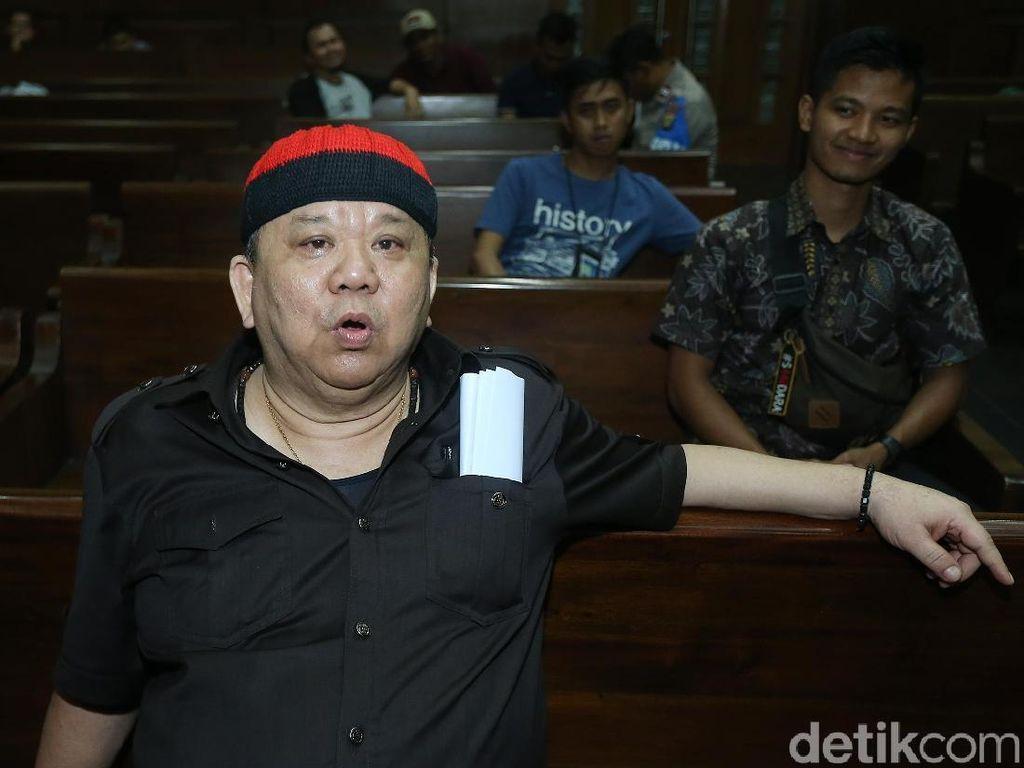 MA Tetap Vonis Penyuap Bupati Rita Selama 3,5 Tahun Penjara