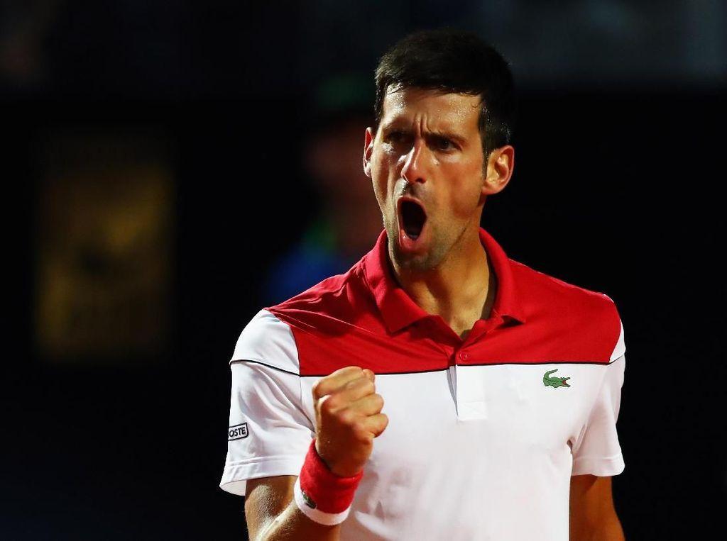 Djokovic Tantang Nishikori di Perempatfinal