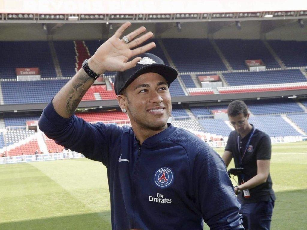 Neymar Diklaim Menyesal Tinggalkan Barca lalu Gabung PSG