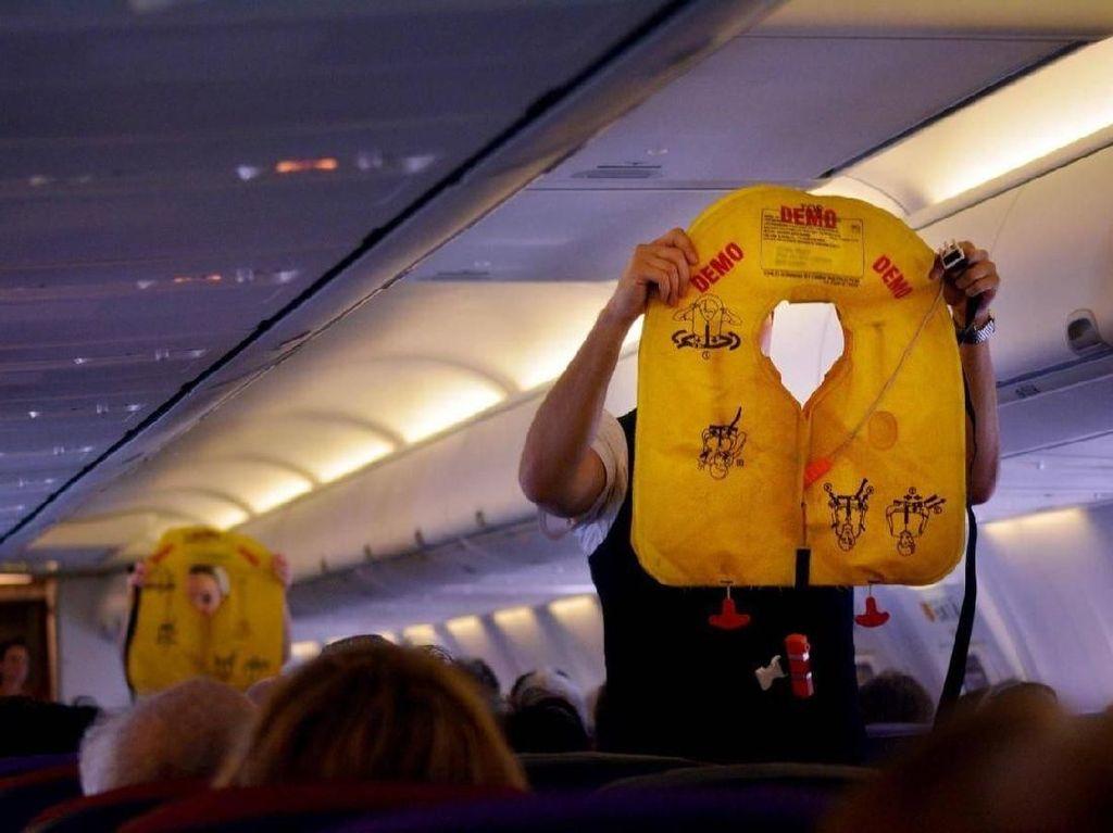 Curi Pelampung di Pesawat Lion Air, Seorang Penumpang Ditangkap di Kualanamu