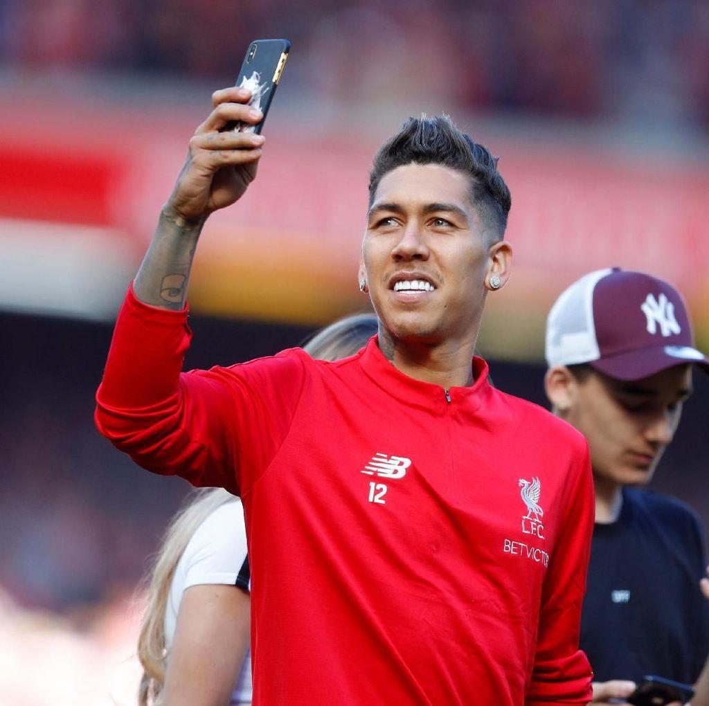 Firmino: Menangi Final Liga Champions Akan Jadi Momen Unik dan Emosional