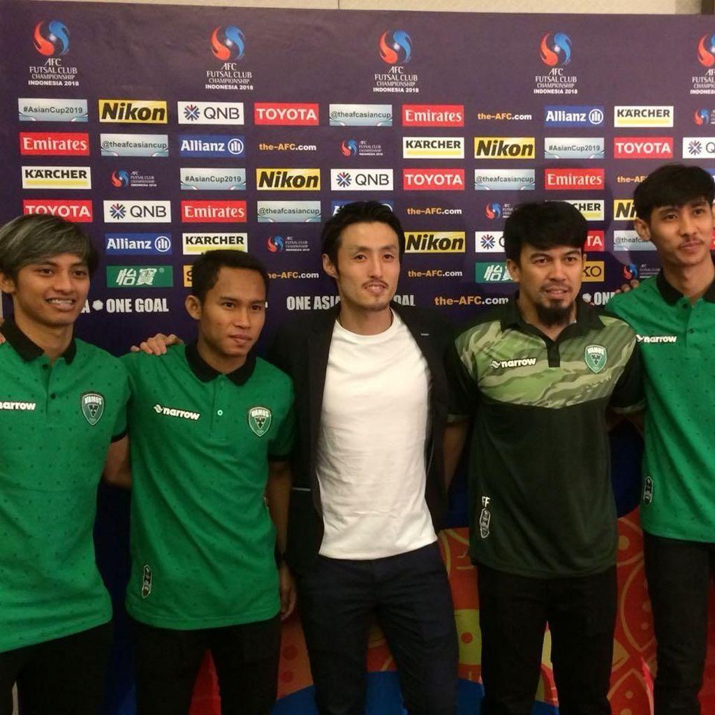 Ini Hasil Pengundian Kejuaraan Futsal Antarklub Asia 2018