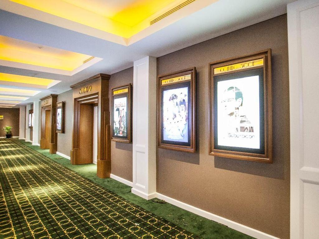 Bioskop XXI Tutup Sampai 5 April Imbas Corona