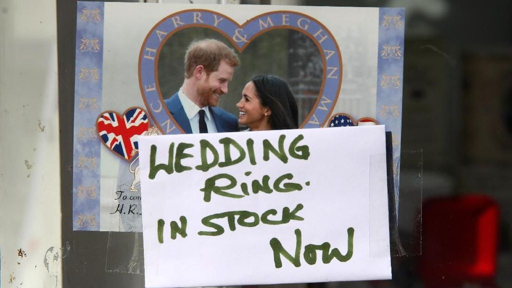 Siapa yang Biayai Pernikahan Mewah Harry-Meghan Markle?