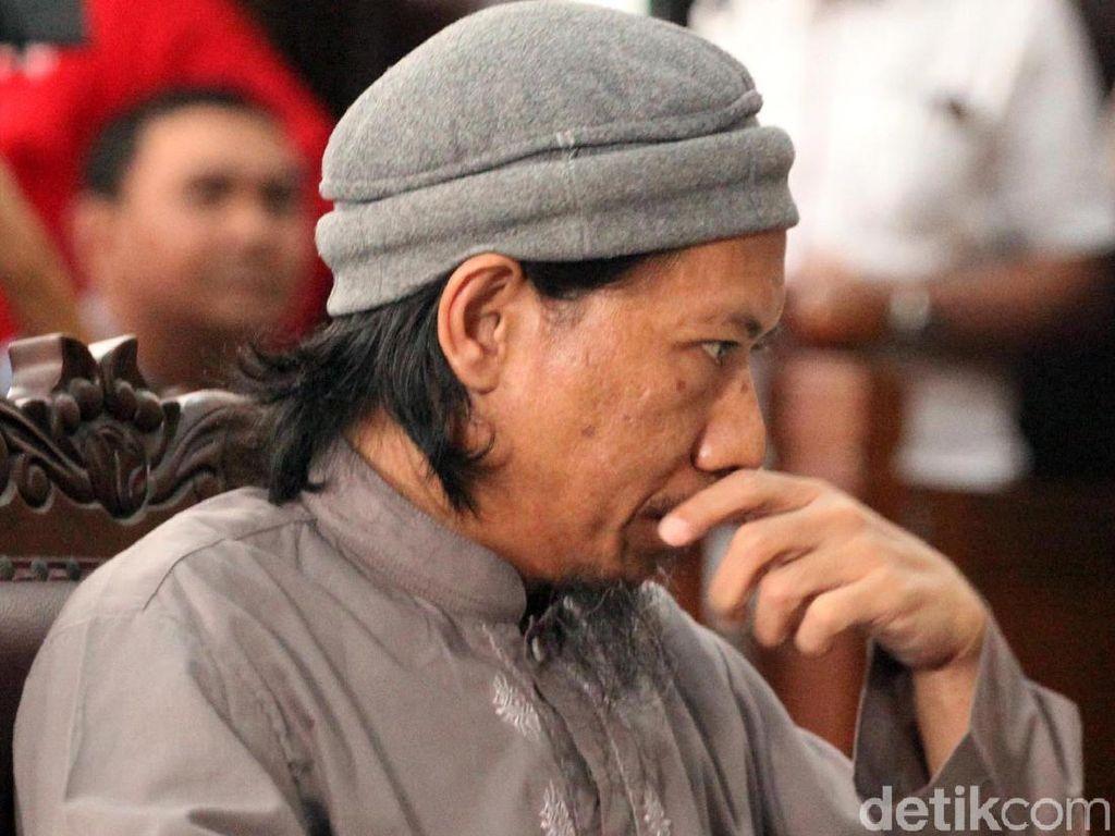 F-PDIP Dukung Tuntutan Mati Aman Abdurrahman: Dia Dalang Teror