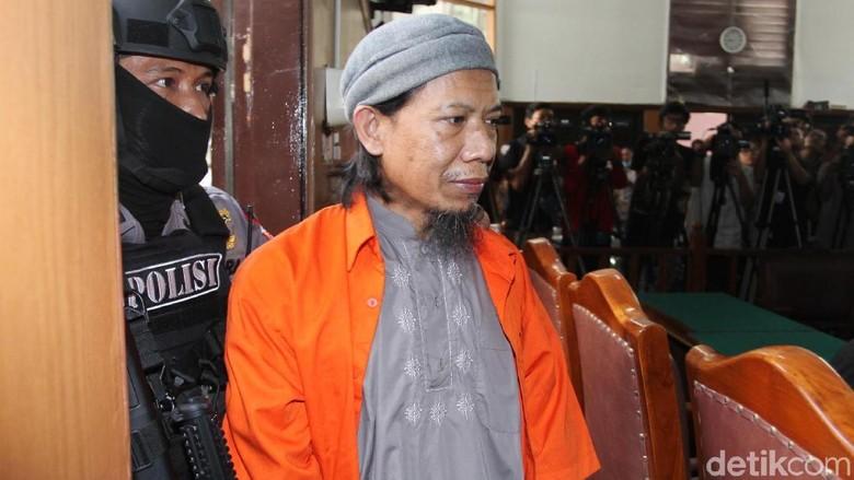 [BREAKING NEWS] Aman Abdurrahman Dituntut Mati