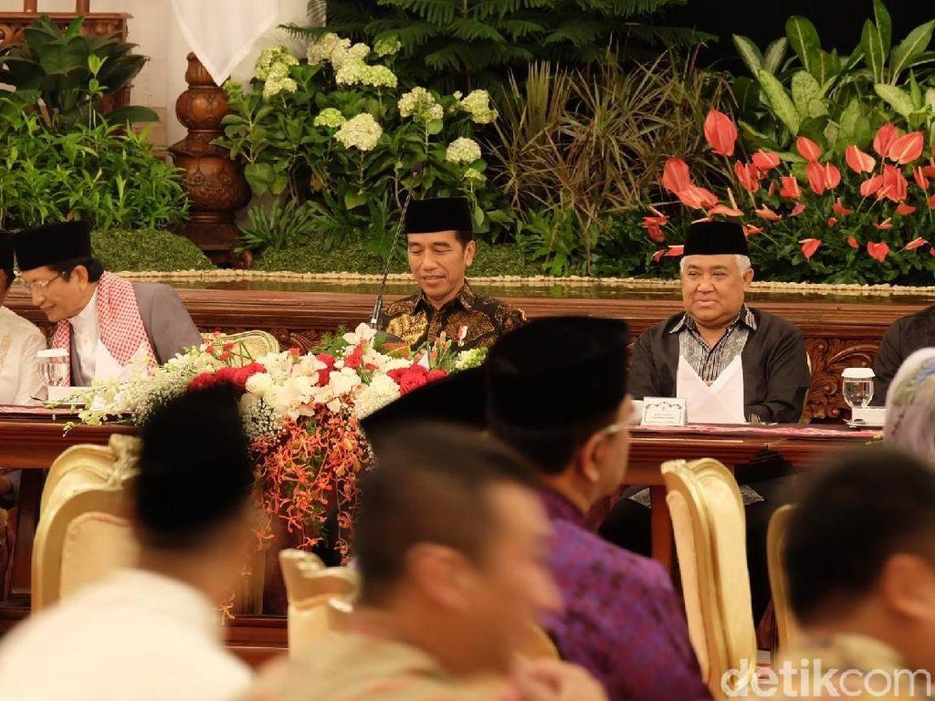 Jokowi: Jangan Sampai Keluarga Hancur karena Ideologi Terorisme