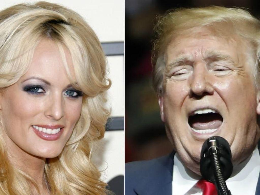 Ternyata! Trump Telah Ganti Uang Pengacaranya Untuk Bintang Porno