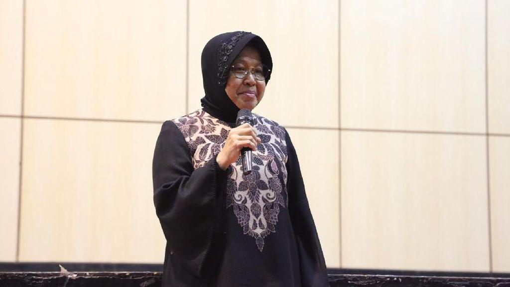 Risma Jamin Netralitas ASN Surabaya di Pilkada Serentak