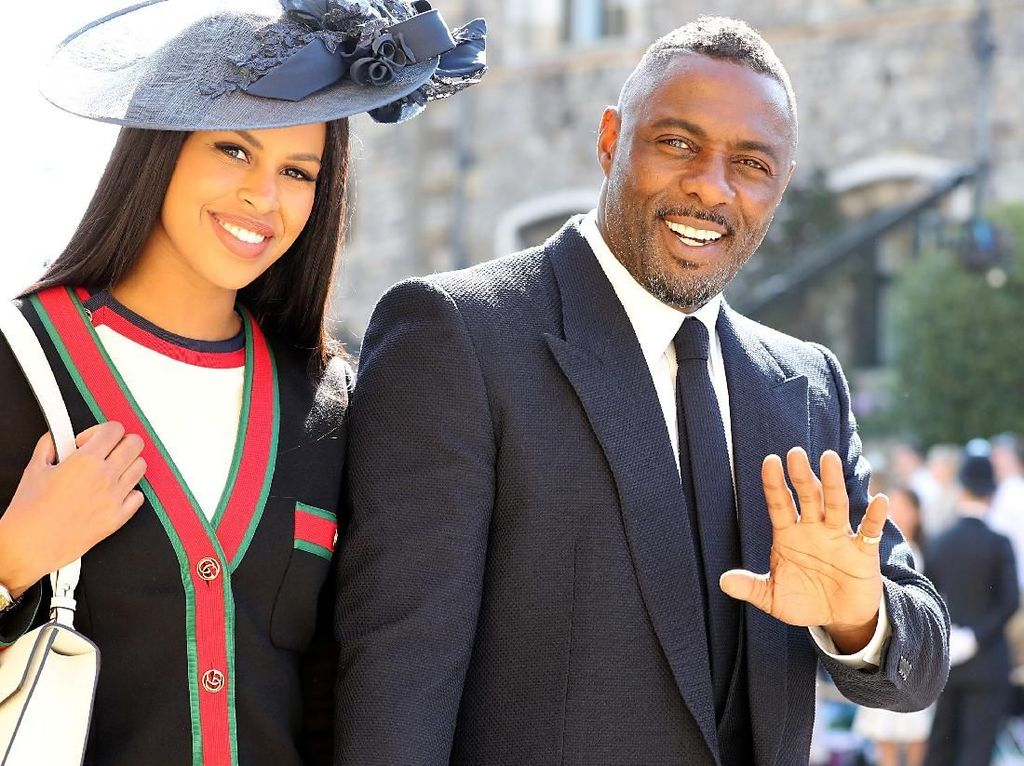 Isolasi Diri, Istri Idris Elba Belum Lakukan Tes Corona