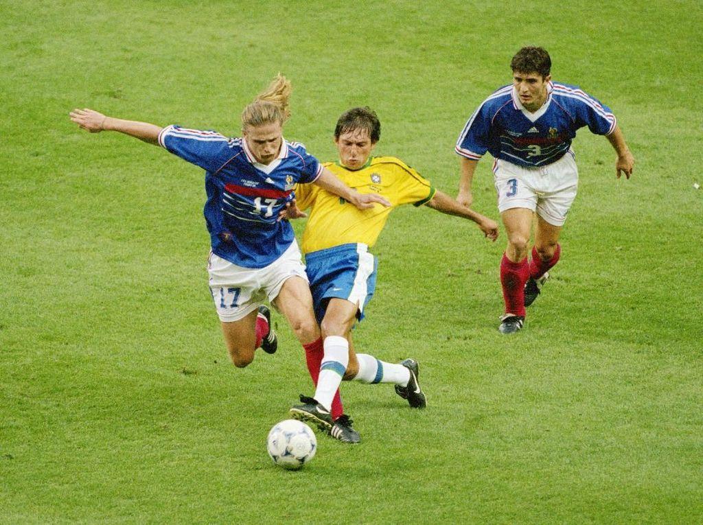 Platini Ungkap Rekayasa di Piala Dunia 1998