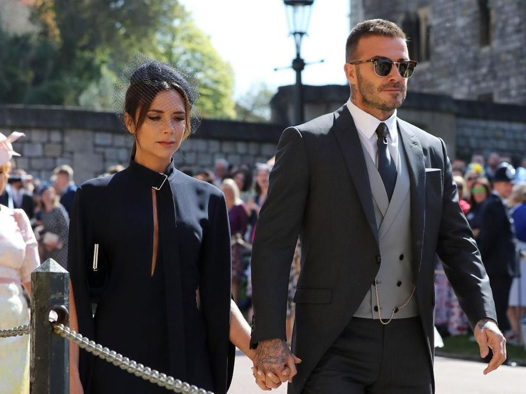 Duh! Rumah David-Victoria Beckham 2 Kali Sebulan Jadi Target Pencurian