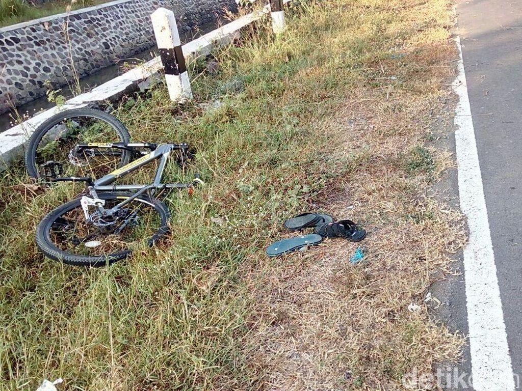 Truk Seruduk Bocah Bersepeda di Kulon Progo, 1 Tewas 2 Luka