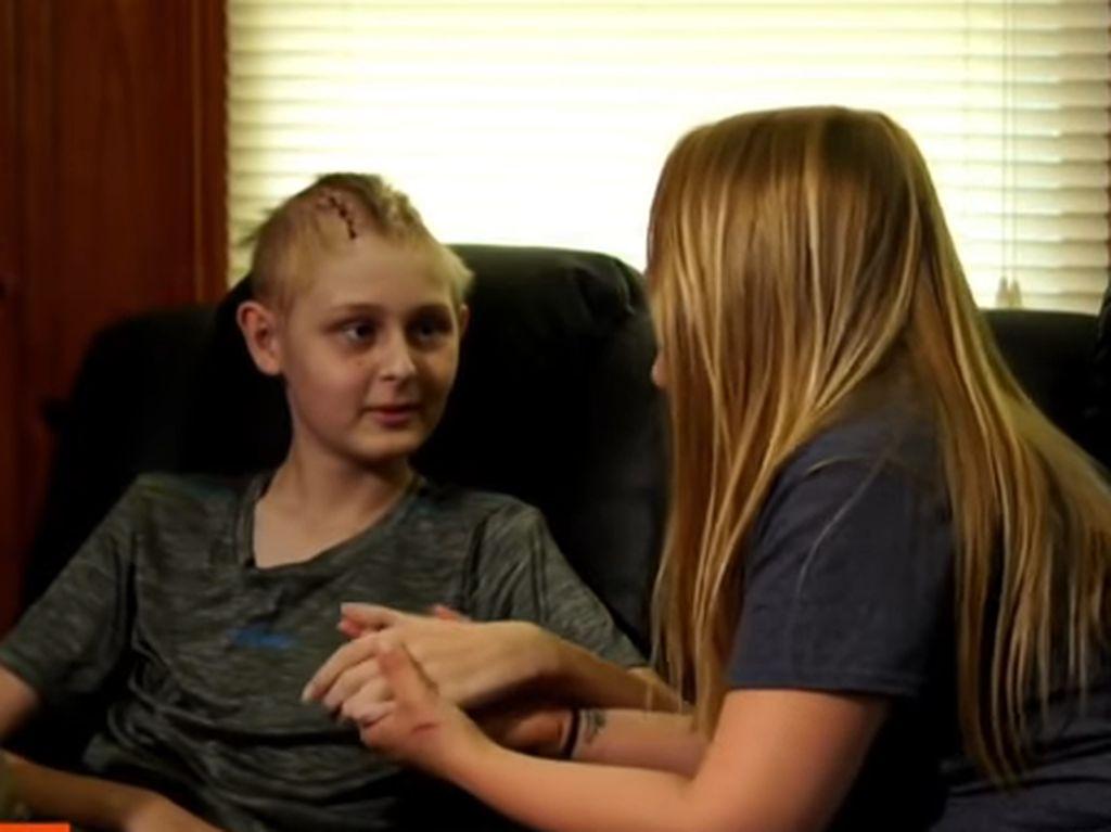 Remaja Ini Bangun dari Koma Setelah Orang Tua Setuju Donorkan Organnya