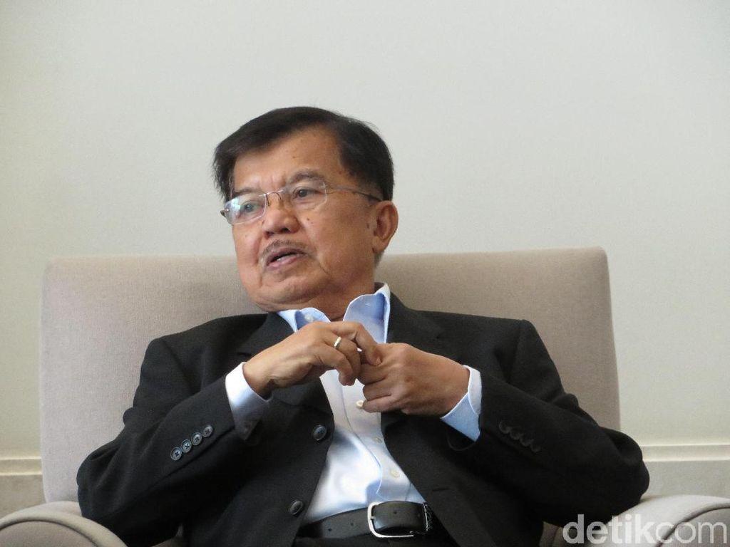 JK dan Wakapolri Yakin Aparat TNI-Polri Netral di Pilkada