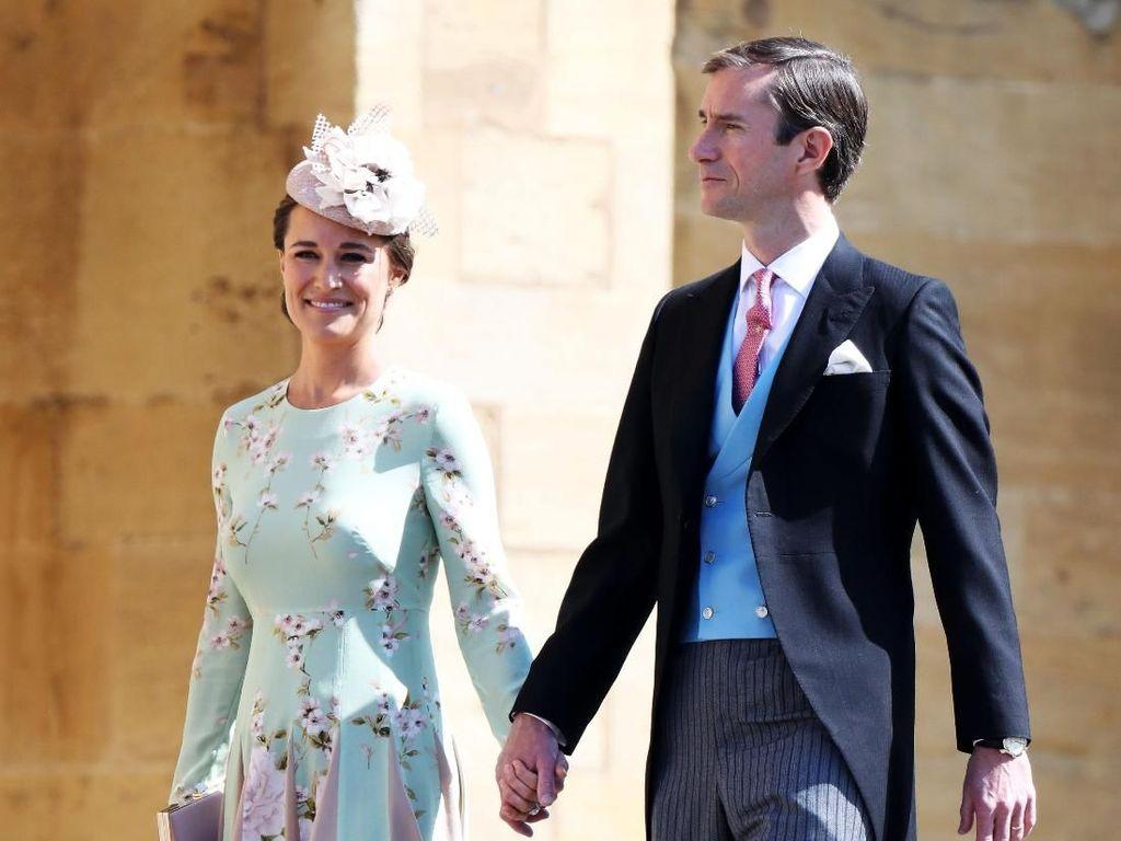 Terungkap Nama Anak Pertama Pippa Middleton, Tribut Untuk Pangeran William?