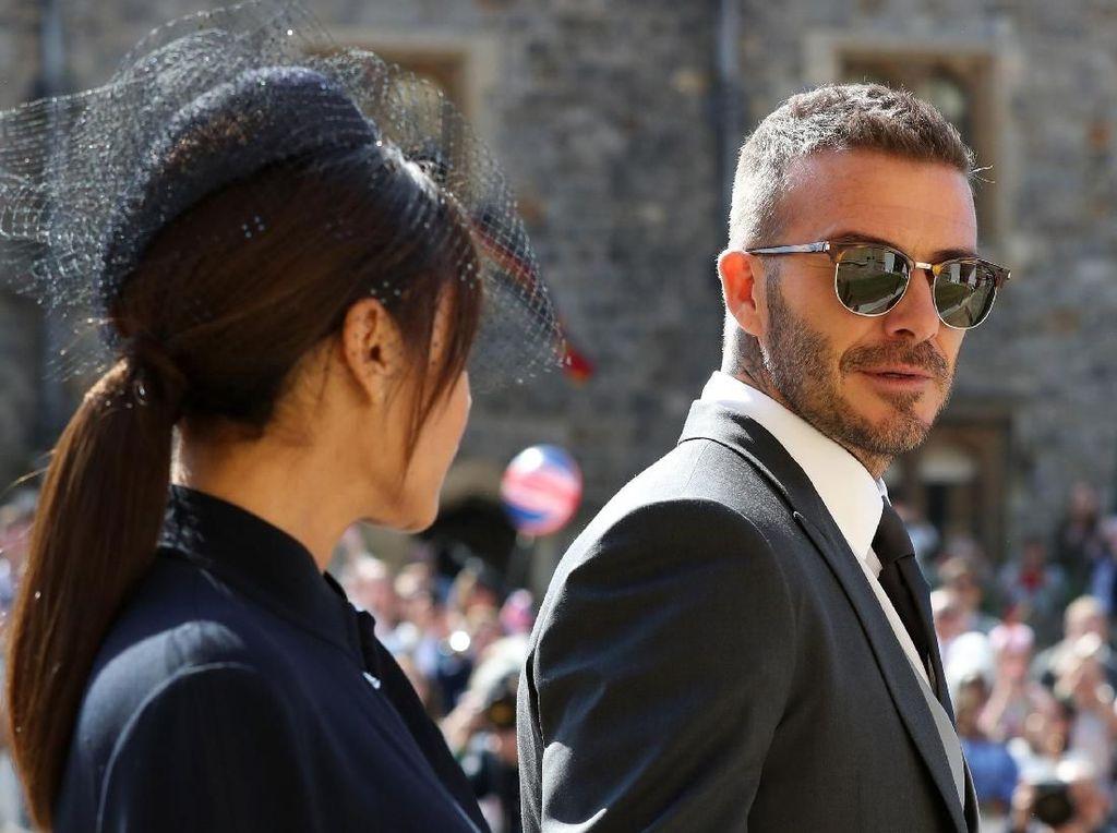 Beckham ke Zidane: Please, Kalahkan Liverpool!