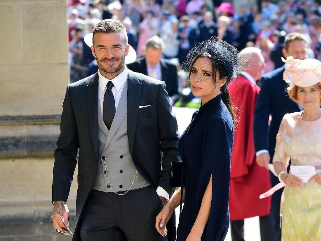Gelar Pesta Tahun Baru, David dan Victoria Beckham Habiskan Rp 500 Juta