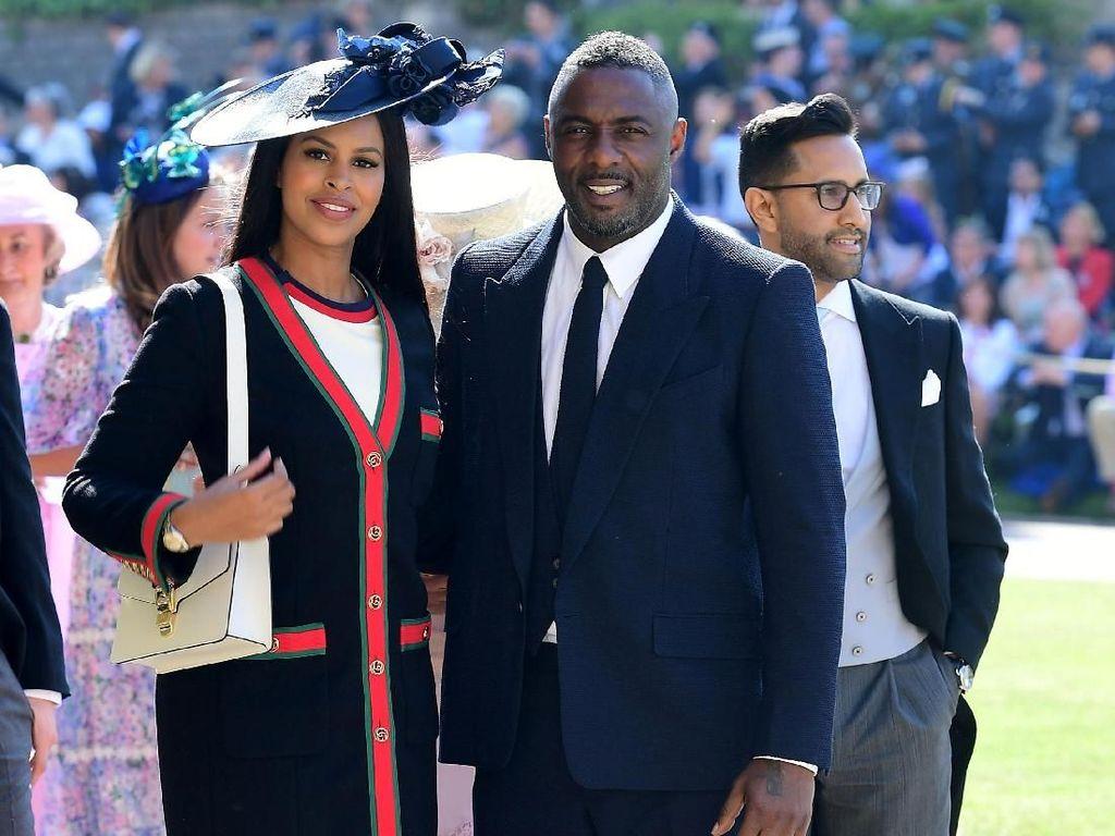Idris Elba Positf Corona, Istri Ungkap Alasan Tak Menjauh
