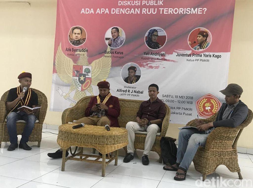 Kontras Tak Setuju Pasukan Super Elite TNI Ikut Berantas Teroris