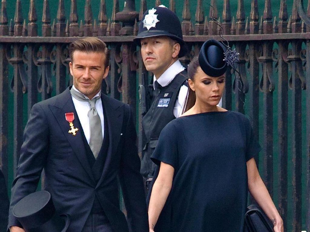 Duh! Kediaman David-Victoria Beckham Dibobol Maling