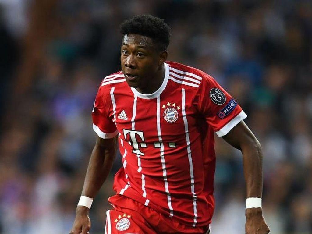 Andai Lucas Hernandez ke Bayern, Alaba Mau Digeser Jadi Gelandang